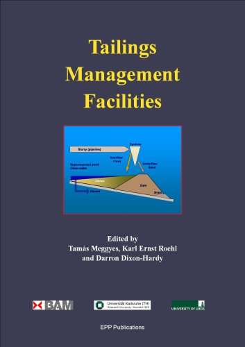 9781900995115: Tailings Management Facilities