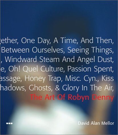 9781901033335: Art of Robyn Denny