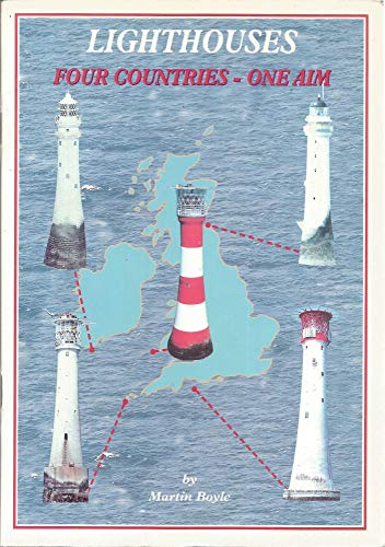 9781901043020: Lighthouses: Four Countries - One Aim (Lighthouses of England & Wales)