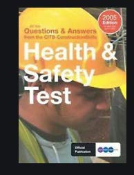 9781901080049: Health and Safety Test 2005