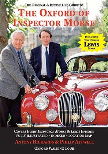 9781901091038: The Oxford of Inspector Morse