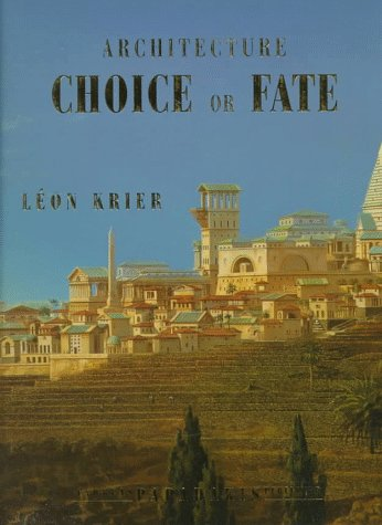 9781901092035: Architecture: Choice or Fate