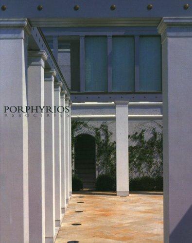 9781901092141: Porphyrios Associates: Recent Work (NA Monographs)