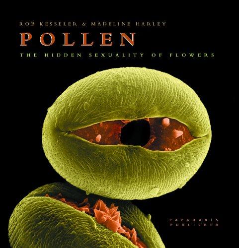 Pollen: The Hidden Sexuality of Flowers: Kessler, Rob