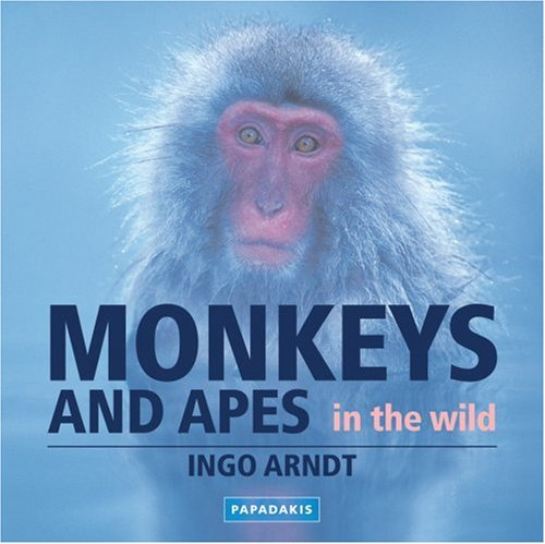 9781901092912: Monkeys and Apes in the Wild