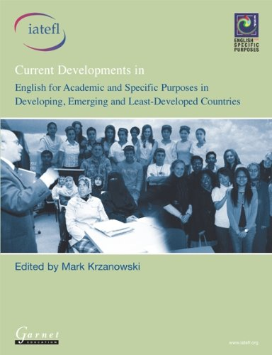 9781901095173: Current Developments in English for Academic and Specific Purposes in Developing and Emerging Countries