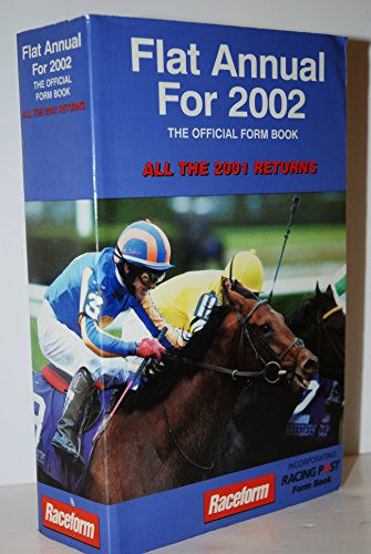 9781901100532: Raceform Flat Annual for 2002