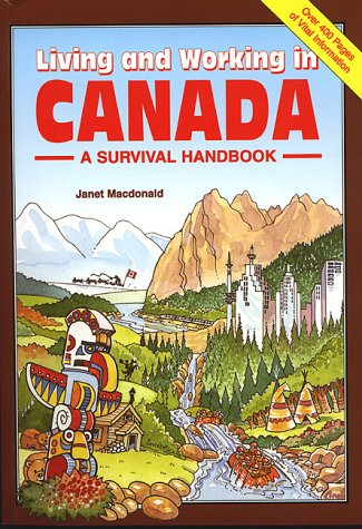 Canada (Living and Working Guides): MacDonald, Janet; Hampshire,