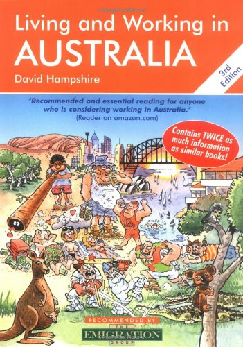 9781901130805: Living and Working in Australia: A Survival Handbook (Living & Working in Australia)