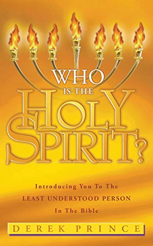 Who is the Holy Spirit? (1901144151) by Prince, Derek