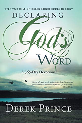 9781901144512: Declaring God's Word 365 Day Devotional