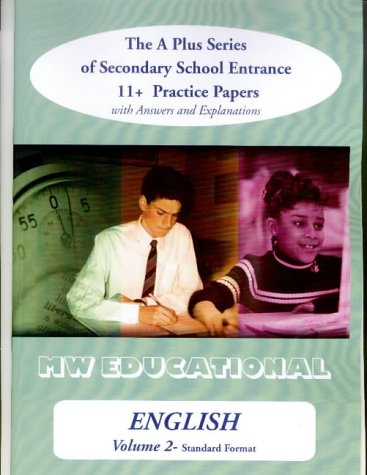 9781901146479: English (standard Format): v. 2: 11 Plus Practice Papers: Vol 2 (A Plus Practice Papers)