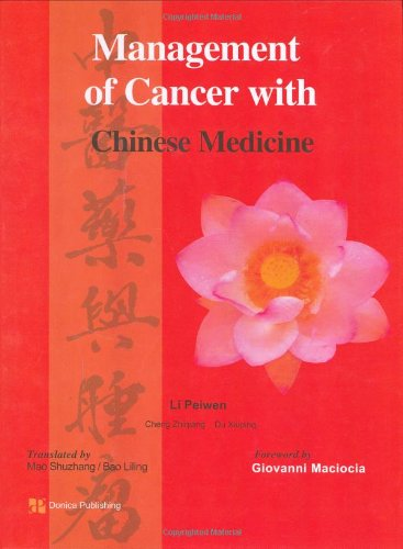 9781901149043: Management of Cancer with Chinese Medicine