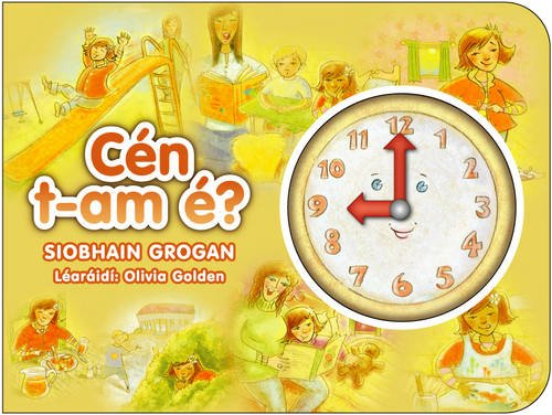 9781901176902: Cen t-am e? (Irish Edition)