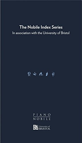 The Nobile Index Series: In Association with the University of Bristol: Dr Louise Hughes