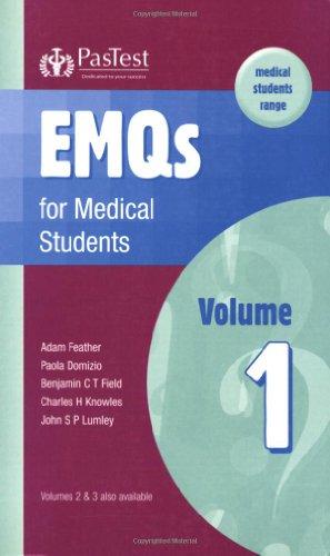 9781901198652: EMQs for Medical Students: v. 1