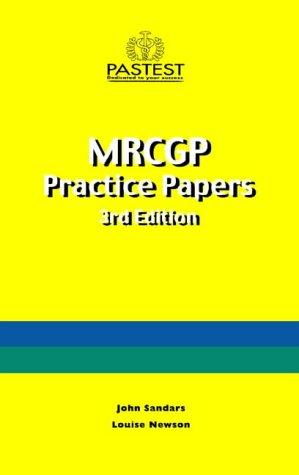 9781901198669: MRCGP Practice Papers