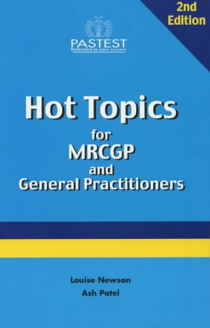 9781901198829: Hot Topics for Mrcgp and General Practitioners
