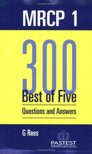 9781901198973: MRCP 1: 300 Best of Five