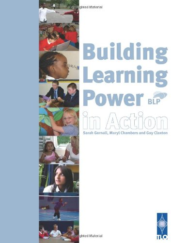 9781901219517: Building Learning Power in Action