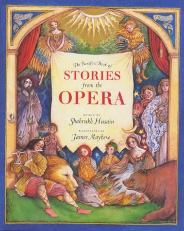 9781901223415: The Barefoot Book of Stories from the Opera (Barefoot Beginners)