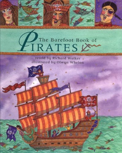 9781901223798: The Barefoot Book of PIRATES