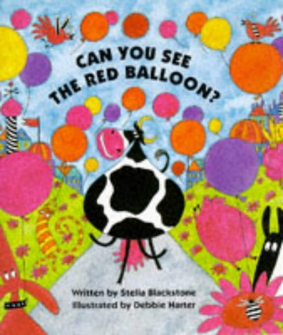 9781901223811: Can You See the Red Balloon? (Barefoot Beginners)