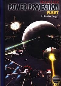 9781901228335: Power Projection - Fleet (Traveller)
