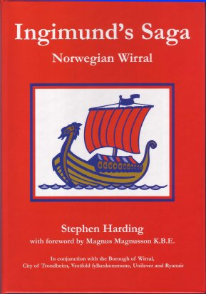 9781901231601: Ingimund's Saga: Norwegian Wirral