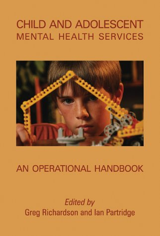 9781901242966: Child and Adolescent Mental Health Services: An Operational Handbook