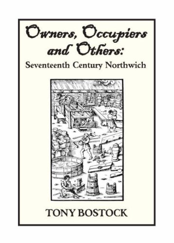 9781901253375: Owners,Occupiers and Others: Seventeenth Century Northwich