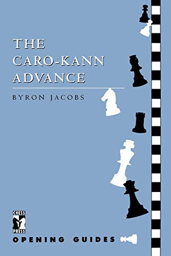 9781901259056: The Caro-Kann Advance