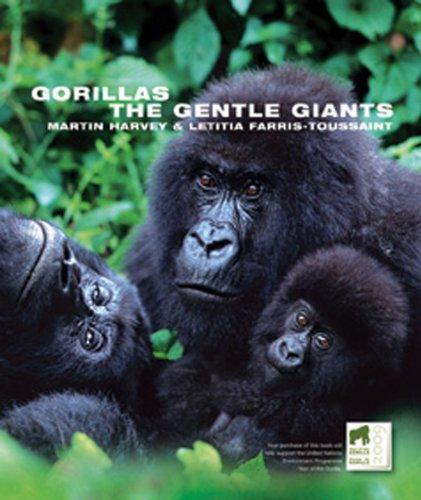 9781901268355: Gorillas: the Gentle Giants