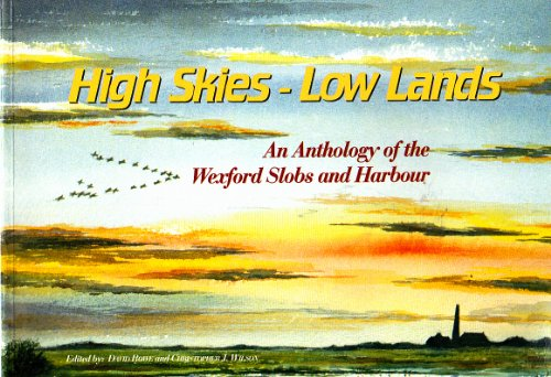 9781901273007: High skies, low lands: An anthology of the Wexford slobs and harbour