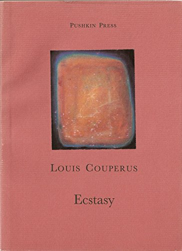 9781901285024: Ecstasy (Pushkin Collection)