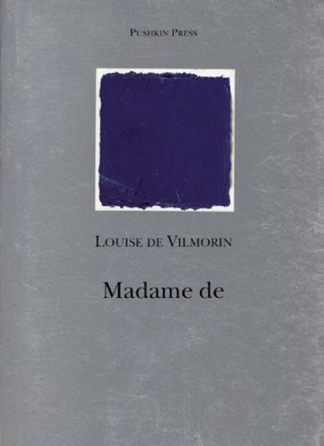 Madame De: Duff Cooper (translator),