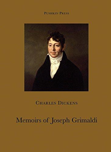 Memoirs of Joseph Grimaldi (Pushkin Collection)