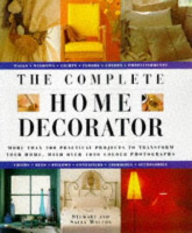 9781901289077: The Complete Home Decorator