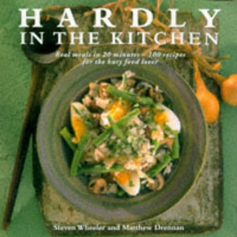 9781901289466: Hardly in the Kitchen