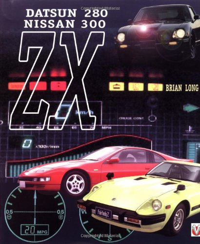 9781901295061: Datsun/Nissan 280ZX and 300ZX