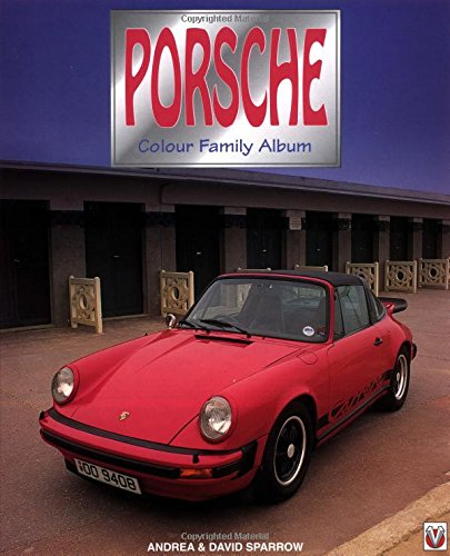 9781901295283: Porsche Colour Family Album