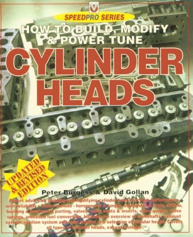 9781901295450: How to Build, Modify & Power Tune Cylinder Heads (Speedpro Series)