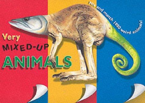 9781901323054: Very Mixed-up Animals