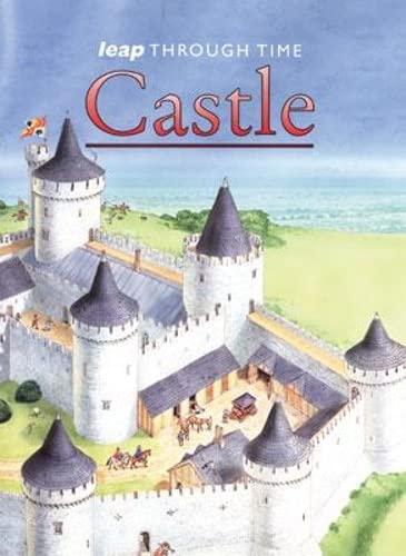 9781901323566: Castle (Leap Through Time)