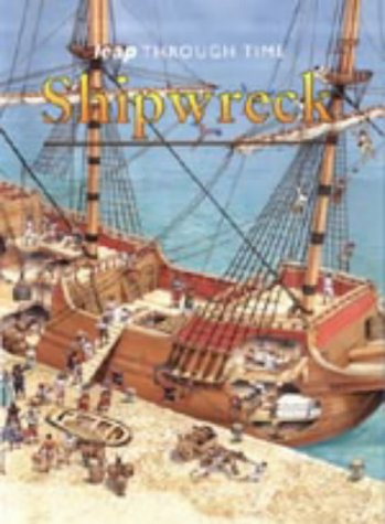 9781901323580: Shipwreck (Leap Through Time)