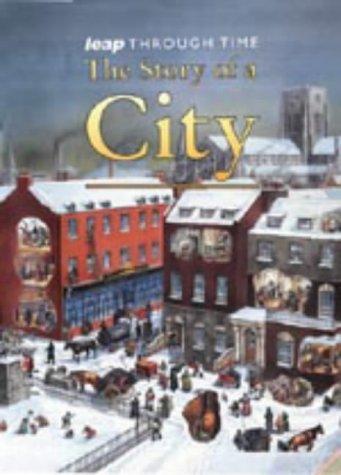 9781901323610: City (Leap Through Time)
