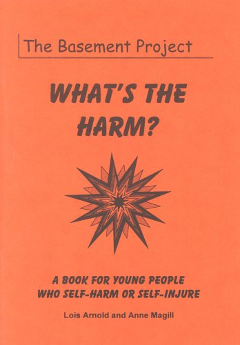 9781901335026: What's the Harm?: Book for Young People Who Self-harm or Self-injure