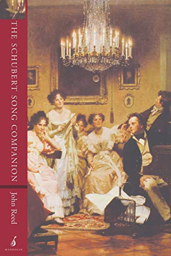 9781901341003: The Schubert song companion