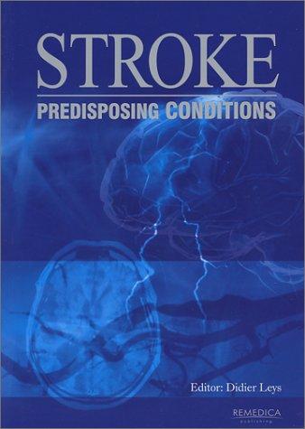 9781901346343: Stroke: Predisposing Conditions