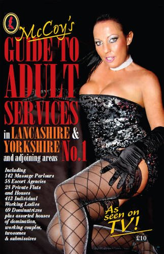 9781901384215: McCoy's Guide to Adult Services in Lancashire & Yorkshire and Adjoining Areas: No. 1